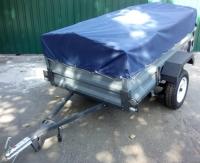 Легковые прицепы ПУ - ТД 2500